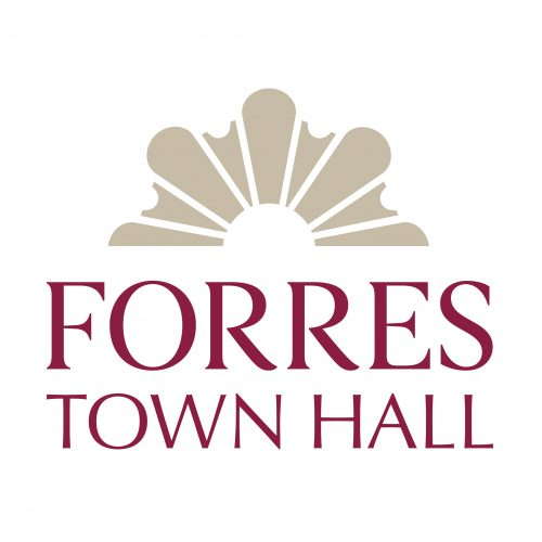 Forres Town Hall logo
