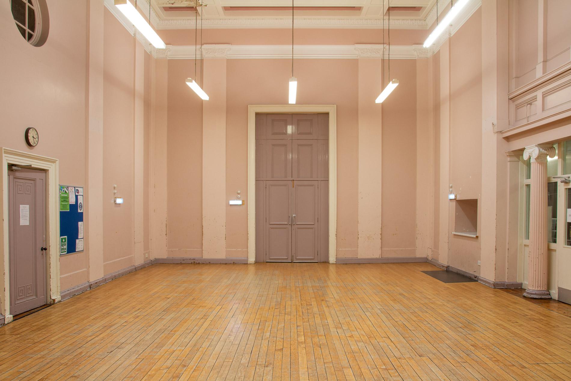 Lesser Hall